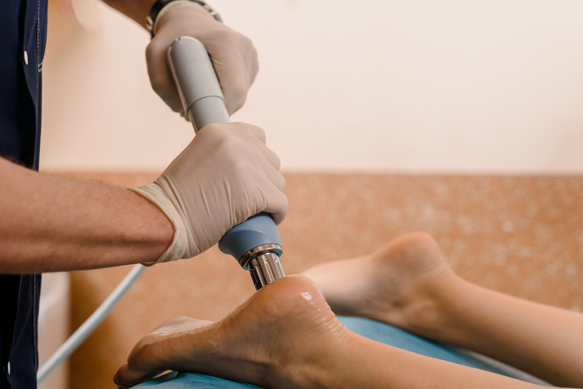 What Is Shockwave Therapy for Pain Management?